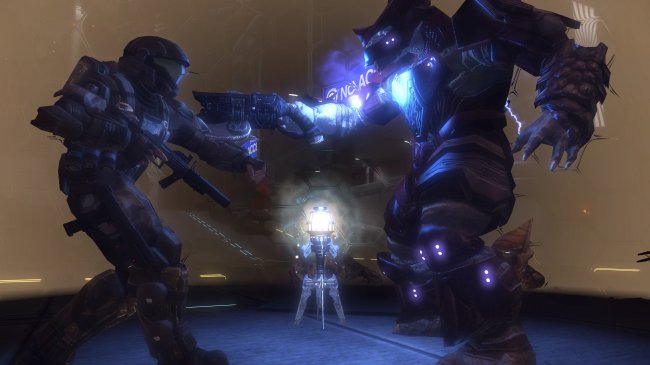Halo 3: ODST Xbox 360 screenshots
