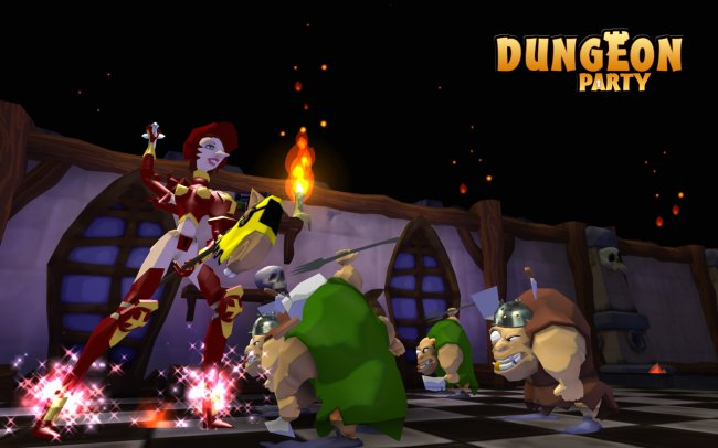 Dungeon Party PC screenshots