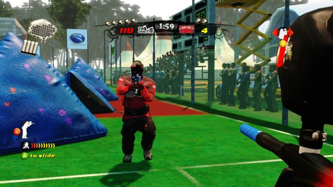 Paintball Games For Xbox 1 : Nppl championship paintball  review