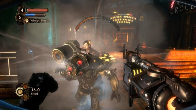 Bioshock 2 Xbox 360 screenshots