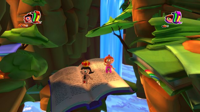 Fairytale Fights Xbox 360 screenshots