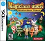 Magician's Quest Mysterious Times - NDS Boxart