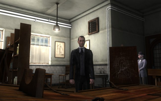 Sherlock Holmes vs. Jack the Ripper PC screenshots