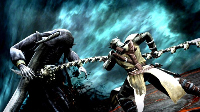 Dante's Inferno: Divine Edition PlayStation 3 screenshots