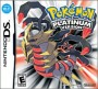 Pokemon Platinum Version - NDS Boxart