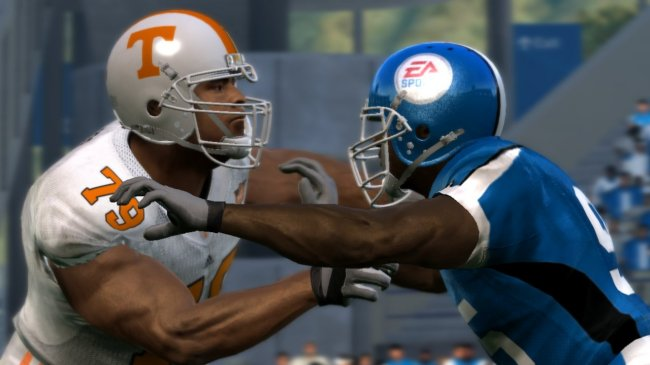 NCAA Football 10 Xbox 360 screenshots