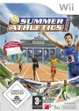 Summer Athletics 2009 Boxart