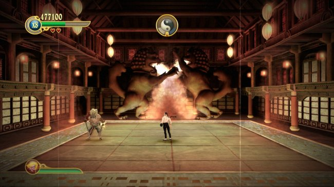 Invincible Tiger: The Legend of Han Tao Xbox 360 screenshots
