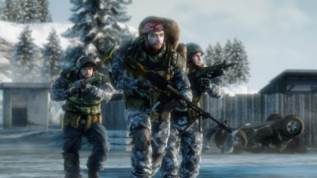 Battlefield: Bad Company 2 Xbox 360 screenshots