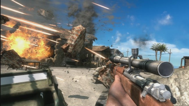 Battlefield 1943 Xbox 360 screenshots