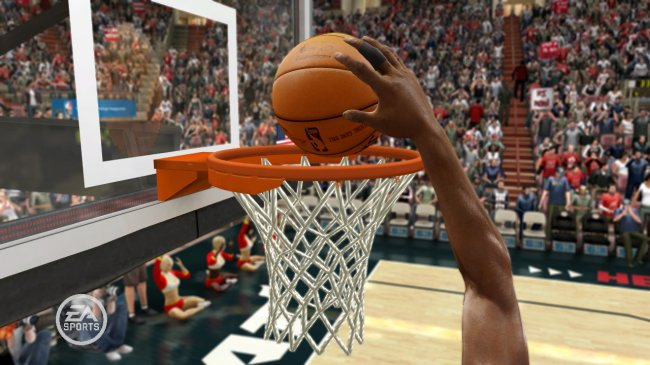NBA Live 10 Xbox 360 screenshots