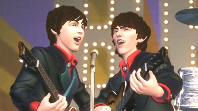 The Beatles: Rock Band PlayStation 3 screenshots