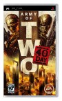 ARMY OF TWO: THE 40th DAY Boxart