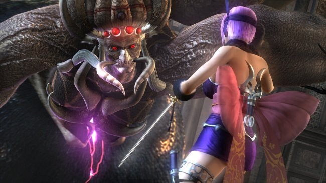 NINJA GAIDEN SIGMA 2 PlayStation 3 screenshots