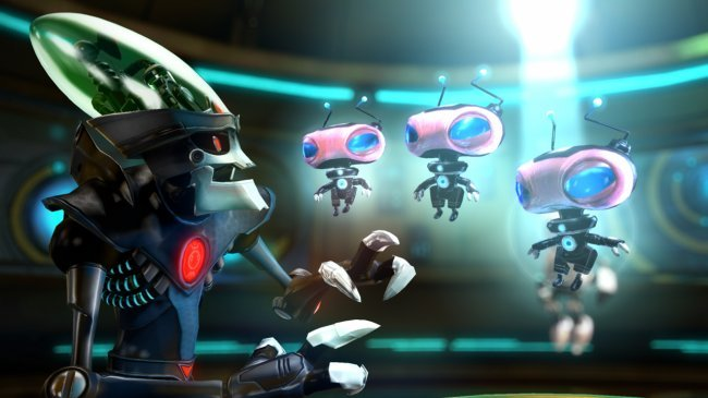 Ratchet & Clank: A Crack in Time PlayStation 3 screenshots