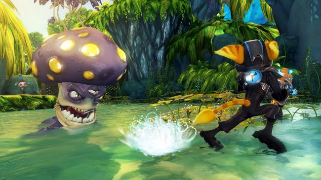 Ratchet &amp; Clank: A Crack in Time PlayStation 3 screenshots