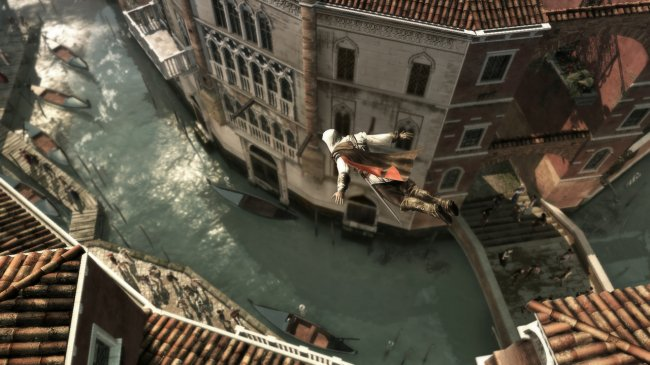 Assassin's Creed 2 PlayStation 3 screenshots