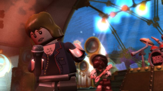 LEGO Rock Band Xbox 360 screenshots