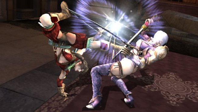 SOULCALIBUR: Broken Destiny screenshots