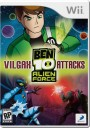 Ben 10: Alien Force Vilgax Attacks Boxart