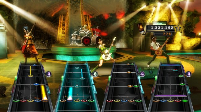 Band Hero Xbox 360 screenshots