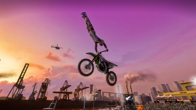 MX vs. ATV Reflex screenshots