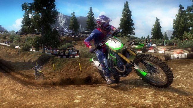 MX vs. ATV Reflex PlayStation 3 screenshots
