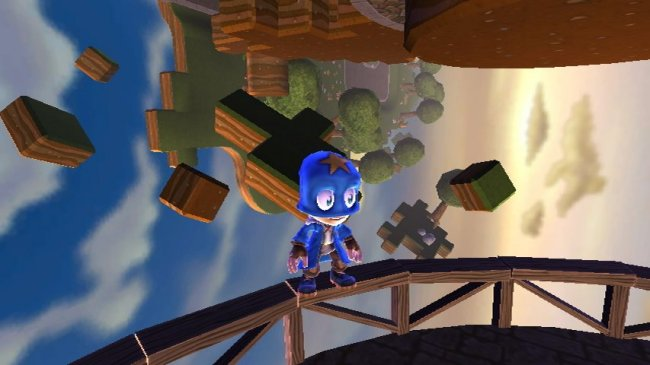 Flip's Twisted World Wii screenshots