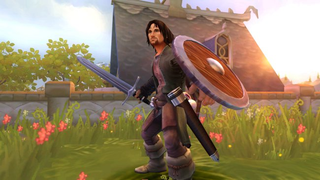 The Lord of the Rings: Aragorn's Quest Wii screenshots