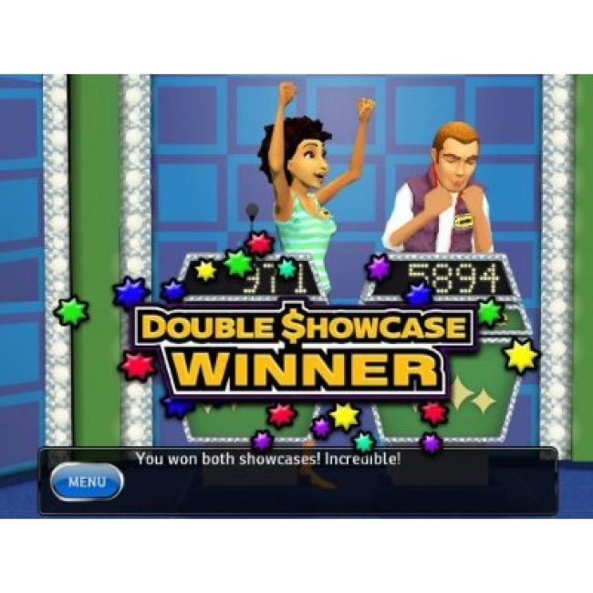 price is right showcase showdown online game