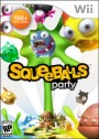 Squeeballs Party Boxart