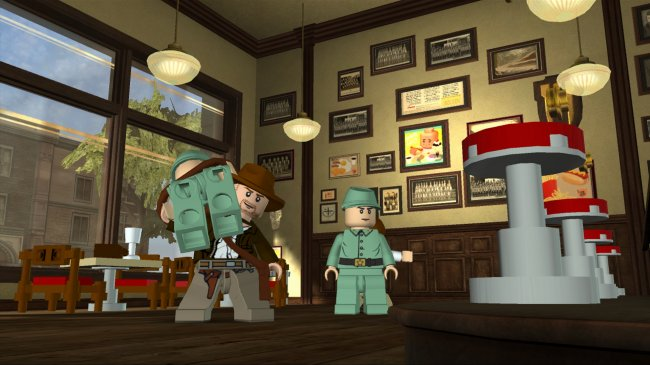 LEGO Indiana Jones 2: The Adventure Continues Xbox 360 screenshots