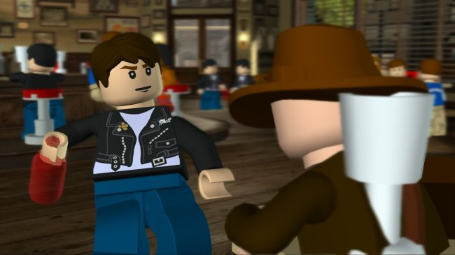 LEGO Indiana Jones 2: The Adventure Continues PlayStation 3 screenshots