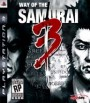 Way of the Samurai 3 Boxart