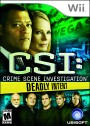 CSI: Crime Scene Investigation: Deadly Intent Boxart