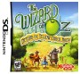 THE WIZARD OF OZ: Beyond the Yellow Brick Road - NDS Boxart