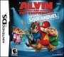 Alvin and the Chipmunks: The Squeakquel - NDS Boxart
