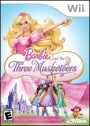 Barbie 3 Musketeers Boxart