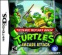 Teenage Mutant Ninja Turtles: Arcade Attack - NDS Boxart