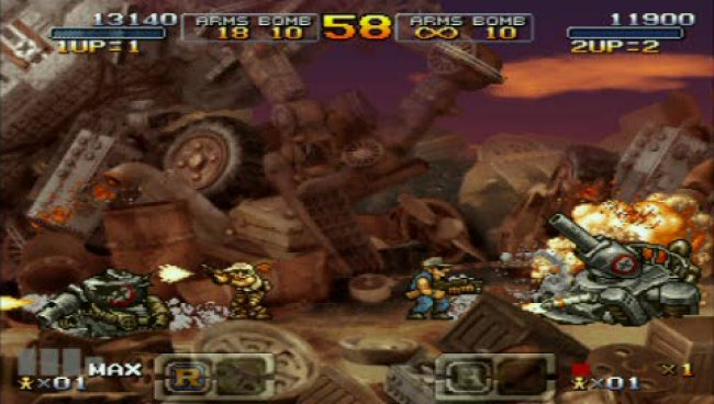 Metal Slug 7 Nds Rom Cool