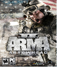 ARMA II Operation Arrowhead Boxart