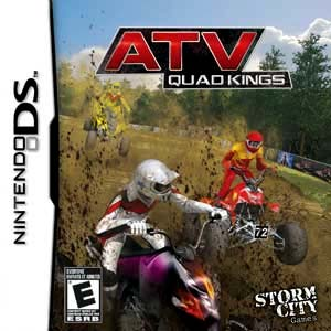 ATV Quad Kings - NDS Boxart