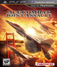 Ace Combat Joint Assault Boxart