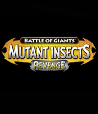 Battle of Giants: Mutant Insects – Revenge - NDS Boxart