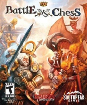Battle vs Chess - NDS Boxart