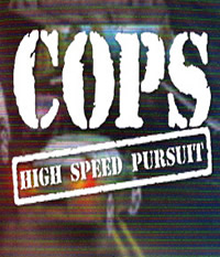 COPS: High Speed Pursuit - IP Boxart