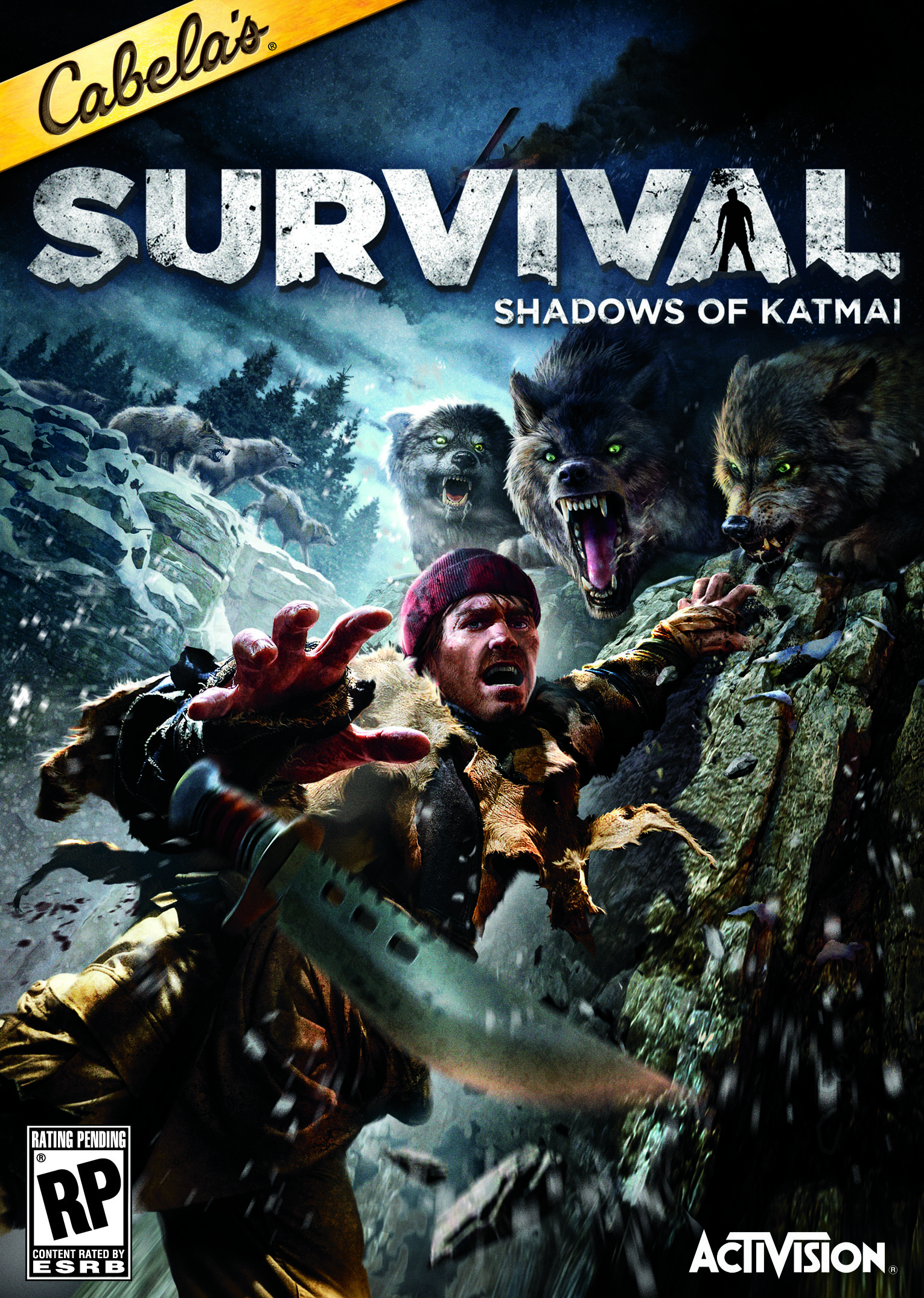Cabela's Survival: Shadows of Katmai Boxart