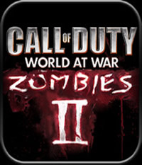 Call of Duty: World at War: Zombies II - IP Boxart