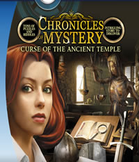 Chronicles of Mystery: Curse of the Ancient Temple - IP Boxart