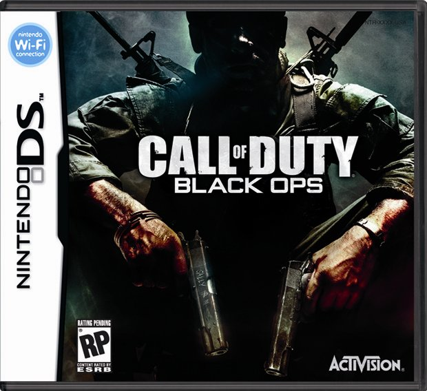 Call of Duty: Black Ops - NDS Boxart